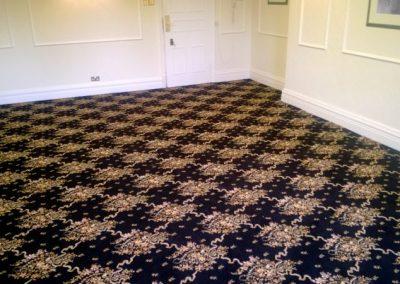 Brintons carpet to boardroom